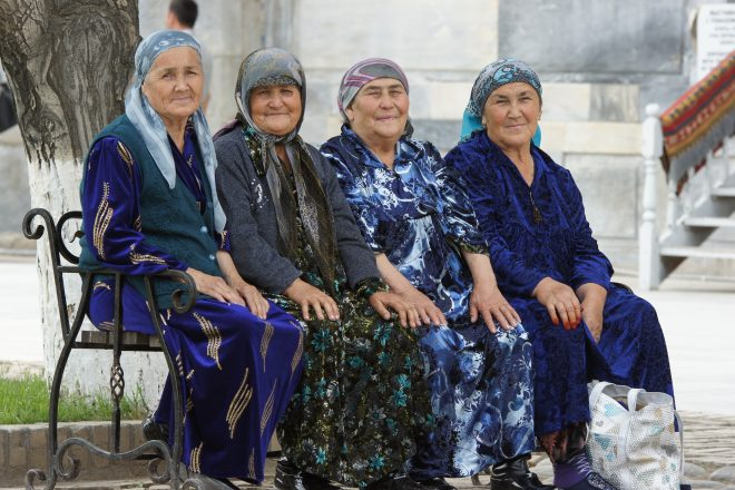 Uzbekistan social protection