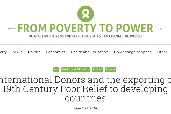 Oxfam from Poverty to Power blog