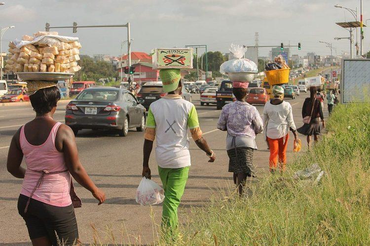 Informal workers Ghana