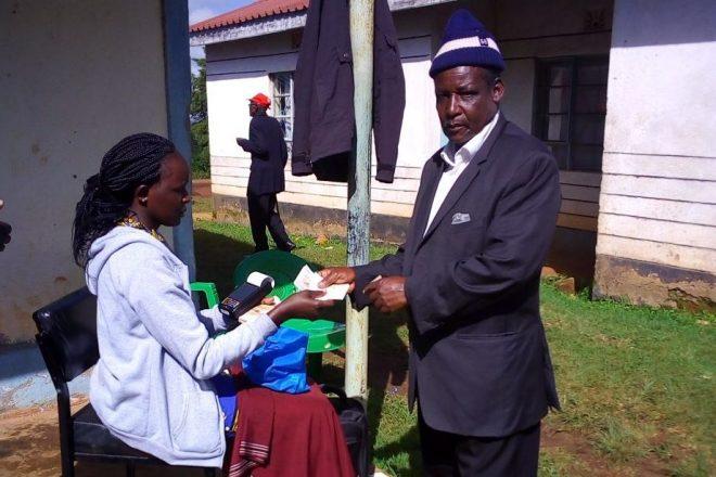 Inua Jamii 70+ social pension Kenya