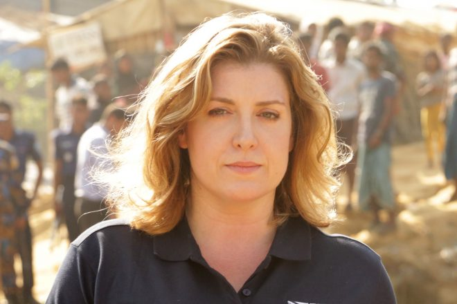 Penny Mordaunt International Development