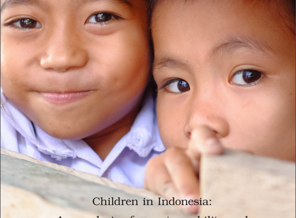 Children in Indonesia: An analysis of poverty, mobility and multidimensional deprivation