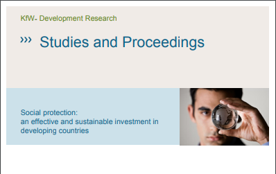 Social Protection: An Effective and Sustainable Investment in Developing Countries