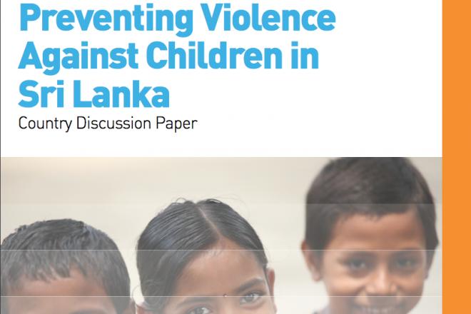 Preventing Violence Against Children in Sri Lanka