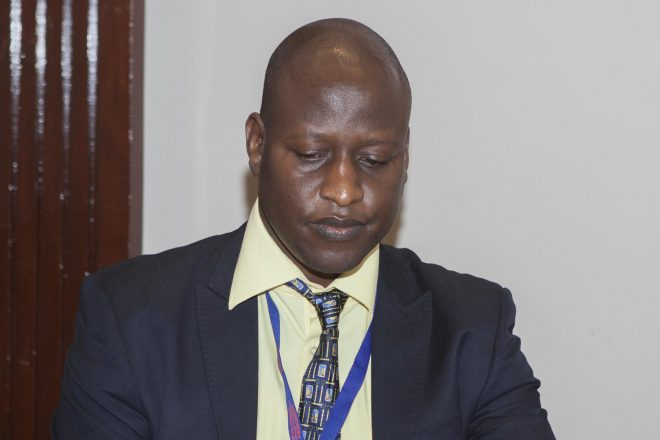 Building a Disability-inclusive social protection system: Richard Chirchir speaks