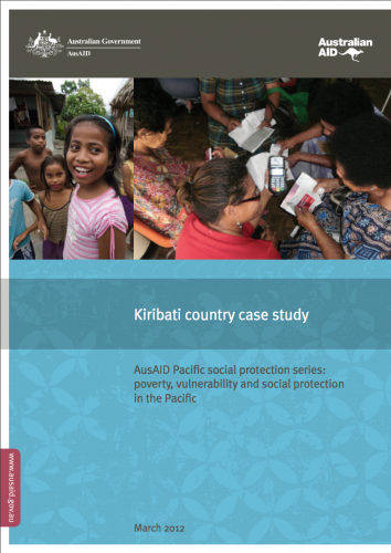 Kiribati country case study