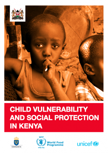 Child Vulnerability Kenya