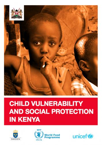 Child Vulnerability Kenya