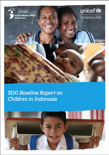 SDG Baseline Report on Children in Indonesia