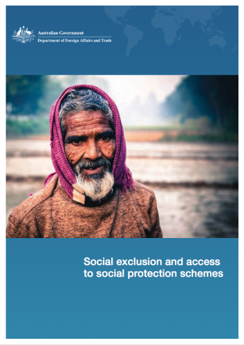 Social Exclusion and Access to Social Protection schemes