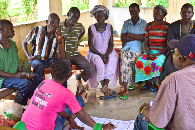 Uganda Refugee Study