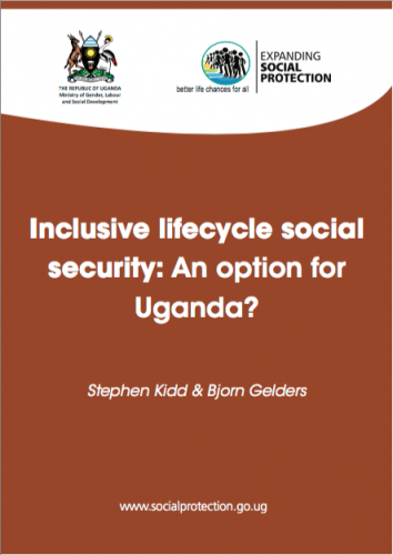 Inclusive lifecycle social security: An option for Uganda?