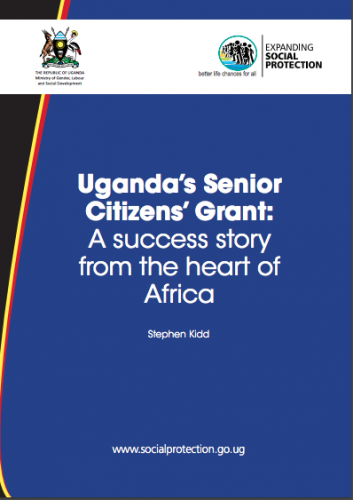 Uganda's Senior Citizens' Grant: A success story from the heart of Africa