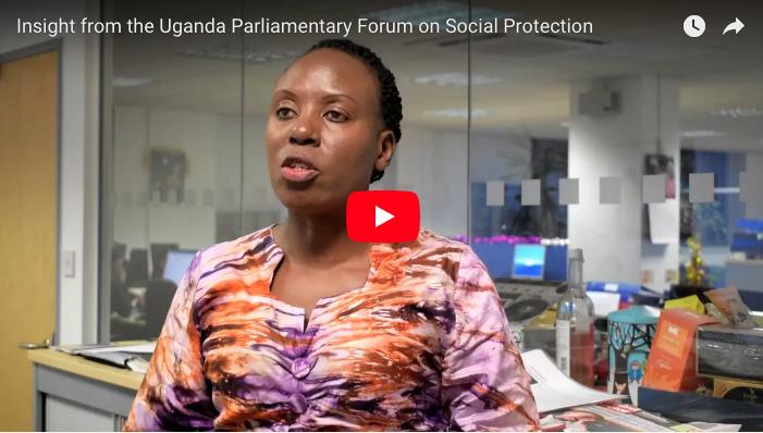 Senior Citizens' Grant for Uganda