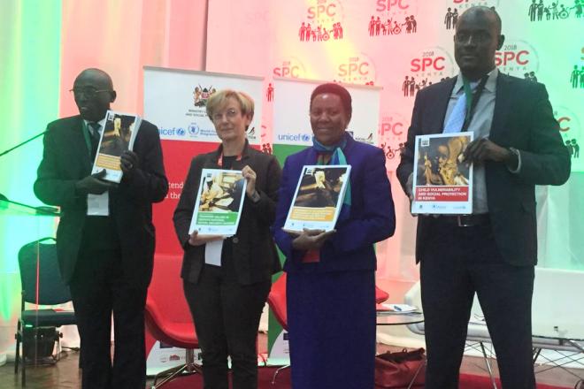WFP Launch in Kenya