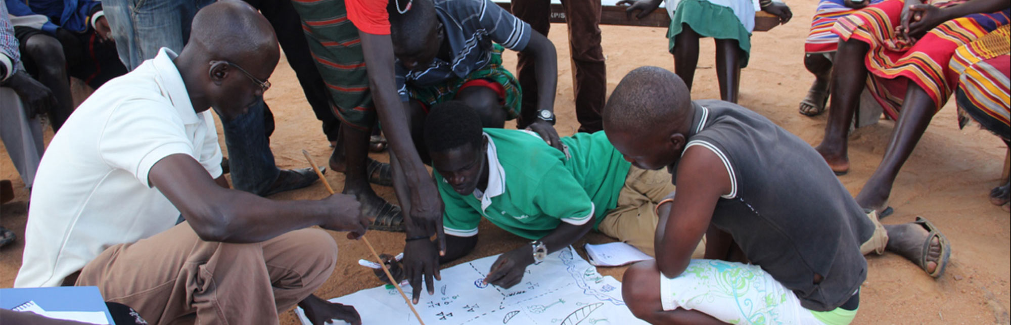 Qualitative research in Karamoja
