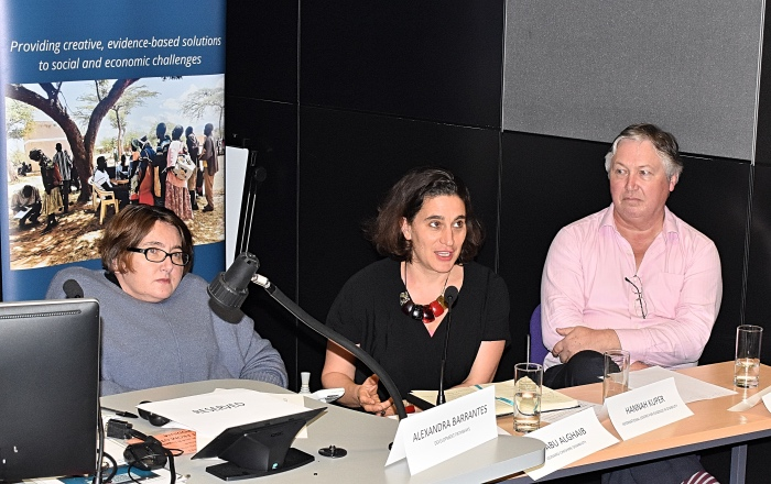 Hannah Kuper, director, Director, the International Centre for Evidence in Disability