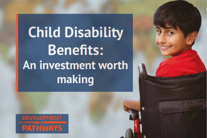 Child disability benefits: an investment worth making