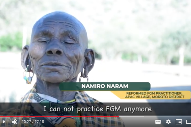 The Senior Citizens Grant has played a role in reducing incidences of FGM in Uganda
