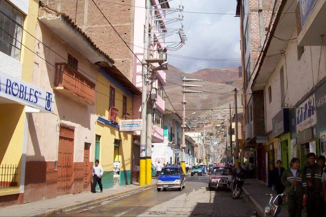 Inclusive growth: Peru